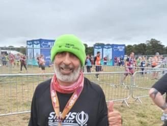 Opa (62) loopt straks 37ste marathon van Londen op rij na gevecht tegen Covid-19, het is zijn 164ste marathon in totaal