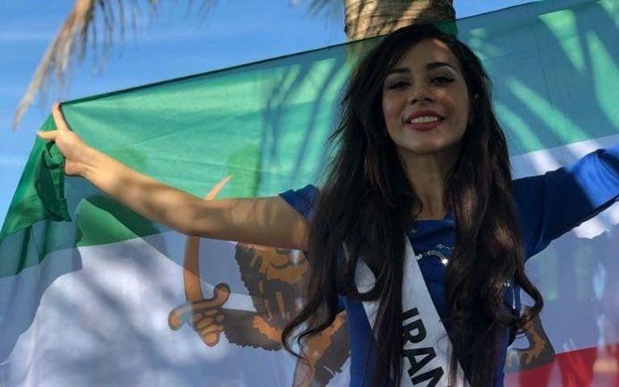 Bahareh Zare Bahari vroeg asiel aan op de Filipijnen omdat ze bang is om bij terugkeer in Iran opgepakt te worden.