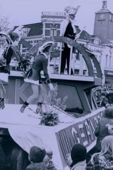 Dubbel feest in Enschede: carnavalsoptocht ziet Abraham