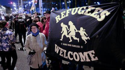Burgerplatform voor steun aan Vluchtelingen ontvangt Prijs voor de Democratie