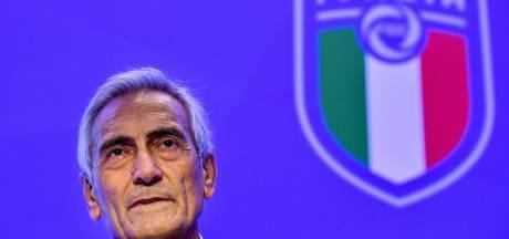 Italiaanse voetbalbaas dreigt 'Super League-oprichter' Juventus uit de Serie A te zetten