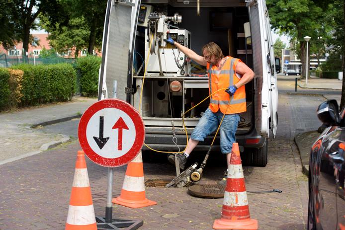 Nieuw High tech inspectie houdt riolering Eindhoven op orde | Eindhoven MS-76