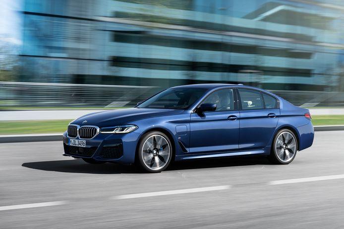 De vernieuwde BMW 5-Serie