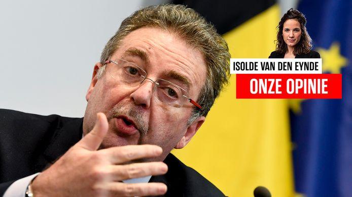 Rudi Vervoort (PS).