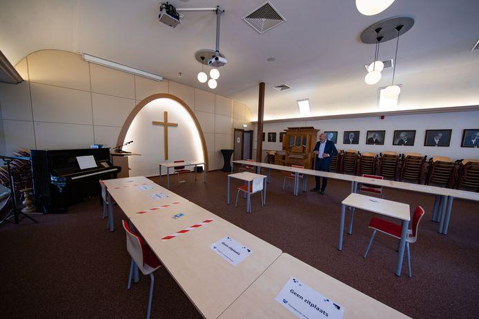 De Theologische Universiteit in Kampen heeft de keuze gemaakt: zij willen verhuizen naar Utrecht. Die plannen moeten nog goedgekeurd worden, maar stuiten op verzet van studenten.