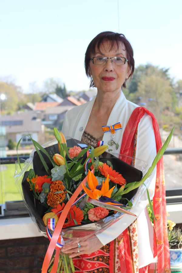 Ingrid Dümpel (79) uit Boekel