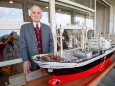 Jack (94) bouwde 12 jaar aan dit modelschip