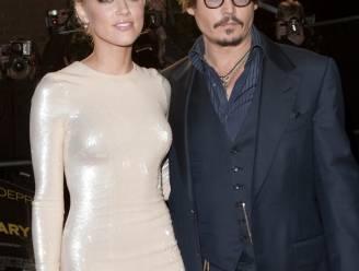 Johnny Depp en Amber Heard hokken weer samen