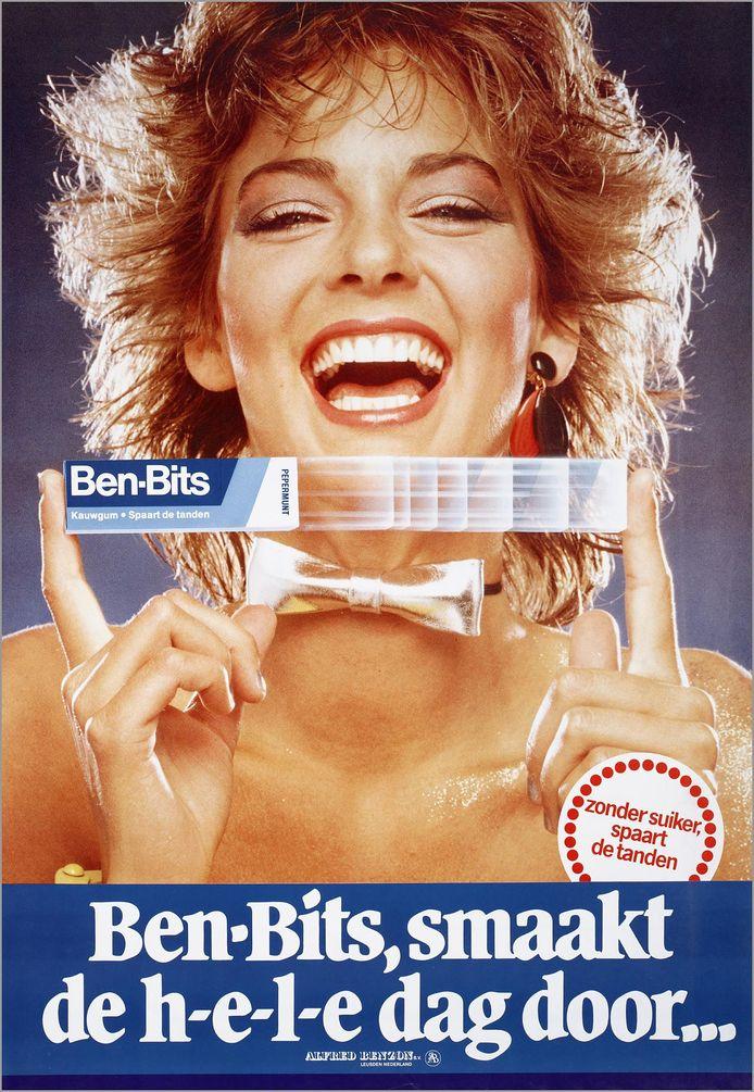 Ben-Bits reclame uit de jaren 80.