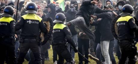 Halsema: demonstranten Museumplein planden geweld