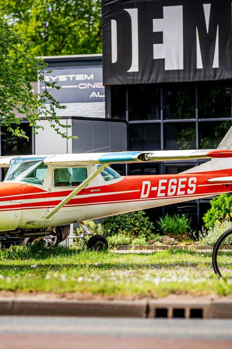 Vliegtuig krijgt hoofdrol van Wijchense filmstudio: nieuw icoon van een jeugdserie?