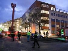 Rotterdammer (34) aangehouden voor brandstichting in appartementencomplex Capelle