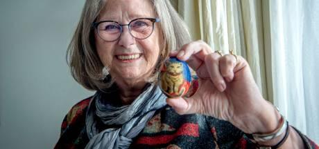 'Het paasei is een persoonlijk cadeau van mijn vader'
