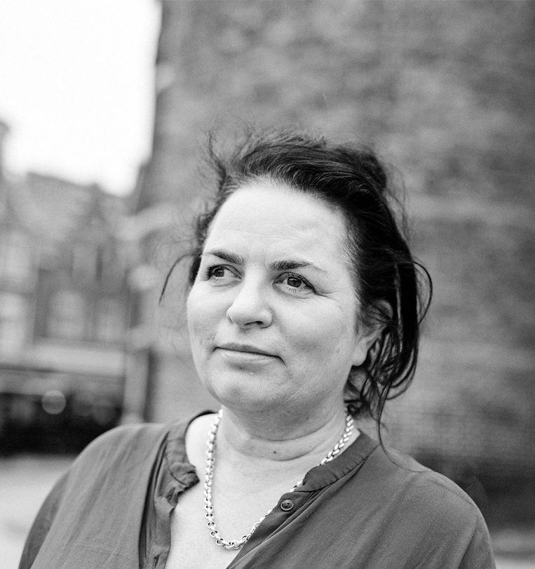 Marleen Stikker is mede-oprichter en directeur van Waag en auteur van het boek 'Het internet is stuk, maar we kunnen het repareren'. Beeld