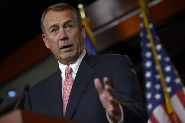 Belangrijke leiders in Washington van de Republikeinen, zoals John Boehner, hebben hun steun uitgesproken voor Scalise.