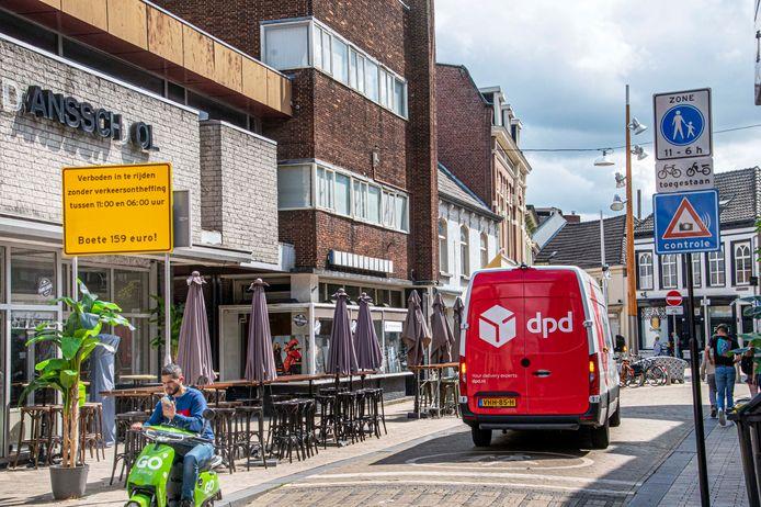 In juli en augustus leverde deze situatie 3959 boetes op. Inmiddels hebben zo'n 215 mensen zich bij de Rechtswinkel Tilburg gemeld om bezwaar te maken.
