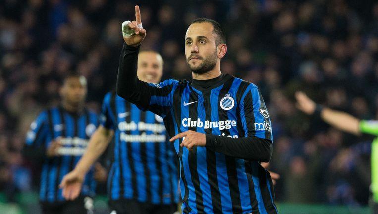 Een herboren Víctor Vázquez dirigdeerde zijn Club Brugge als vanouds weer naar een klinkende zege. Heizel, blauw-zwart komt eraan. Beeld BELGA
