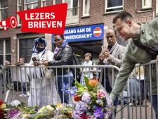 Reacties op dood van een held: 'We kijken toch niet de andere kant uit?'