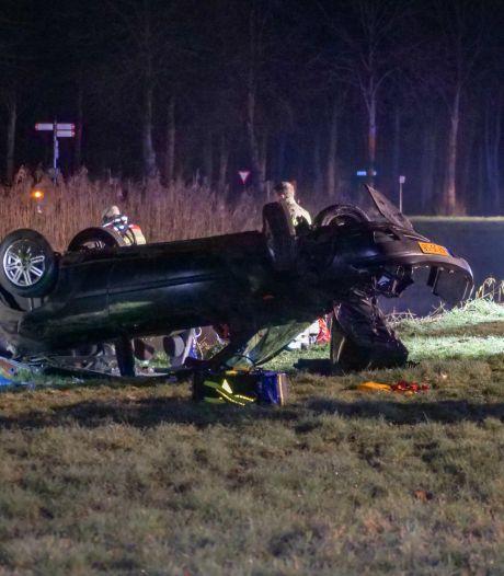 Buurt bezorgd om lot verdwenen bestuurder gecrashte auto Zeewolde: 'En dat tijdens kerstmis...'