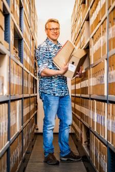 Al twintig jaar besmet met het archiefvirus: 'Er is nog zóveel wat ik wil onderzoeken'