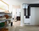 Une ventilation double flux peut participer à la neutralisation du risque de surchauffe.