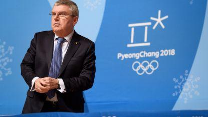 "IOC-voorzitter Bach voelt zich ""extreem teleurgesteld en verrast"" na beslissing TAS"