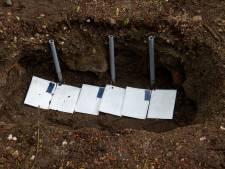 Nieuw inzicht: soms kan asbest zonder problemen in de grond blijven liggen