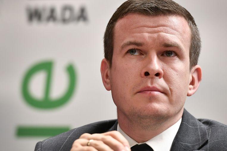 Witold Banka, de nieuwe voorzitter van antidopingbureau Wada: 'We zullen andere manieren moeten vinden om de inkomsten van het Wada te vergroten'. Beeld AFP