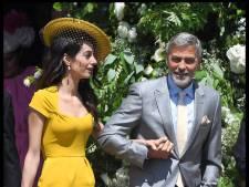 George Clooney danste met Meghan Markle en Kate Middleton tijdens avondfeest, maar één vrouw bezweek niet voor zijn charmes