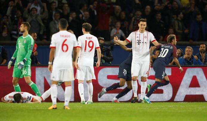 Deceptie bij Bayern.