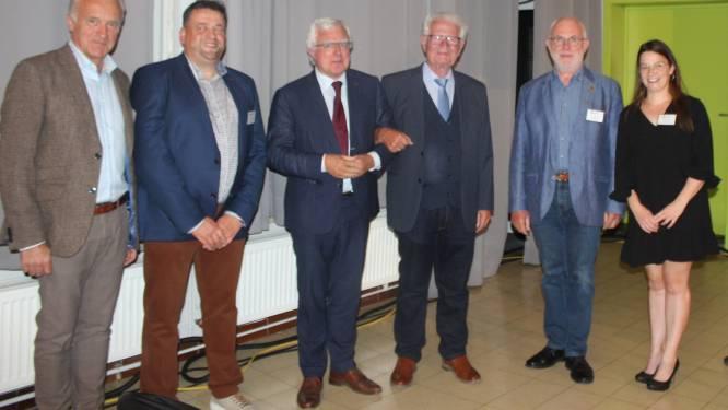Vzw Paideia viert Koen Seynaeve en Willy Van Houcke