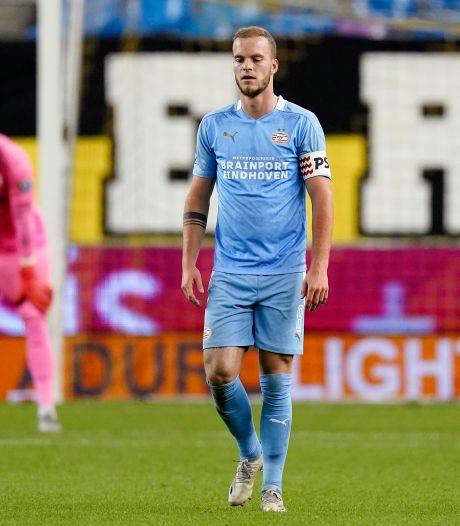 PSV krijgt volgende klap en verliest bij Vitesse