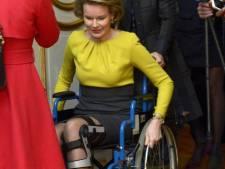 Les nouvelles ne sont pas bonnes pour la reine Mathilde