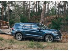 'Groen' geweld: terreinrijden met de hybride Ford Explorer