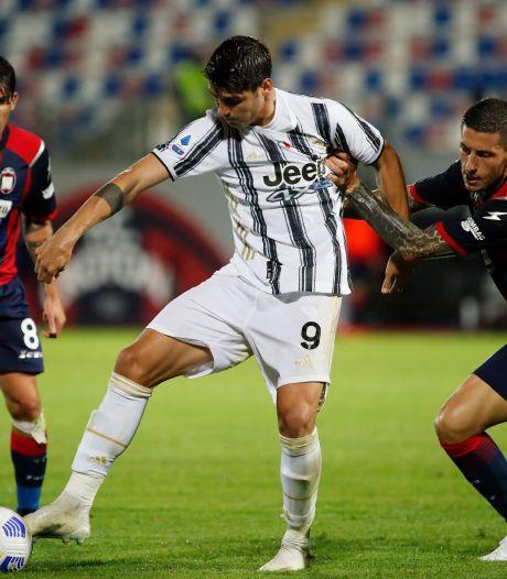 Juventus loopt averij op, AC Milan wint derby tegen Inter dankzij Zlatan en blijft koploper