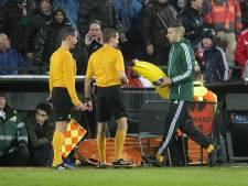 'Feyenoord zeker gestraft voor opblaasbanaan'