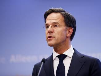 """Premier Rutte: """"Dit is een aanslag op de vrije journalistiek"""""""