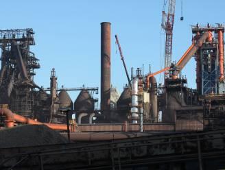 Onderhoudswerken aan hoogoven bij ArcelorMittal