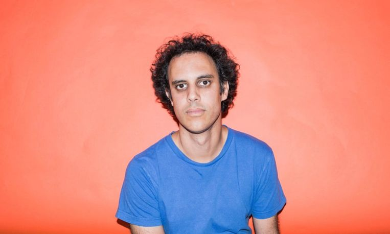 De Britse elektronicaveteraan Four Tet. Beeld Stephanie Sian Smith for the Guide