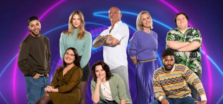 Dit zijn de nieuwe bewoners van het Big Brother-huis