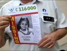 La photo de Diana sur les écrans de la Loterie nationale