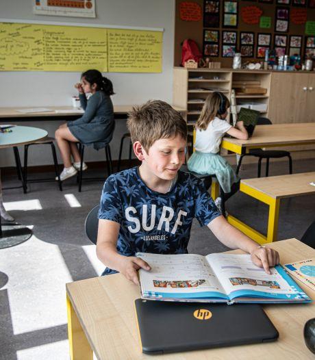 Bij deze basisschool zijn ze er al klaar voor: ouders mogen de school niet meer in