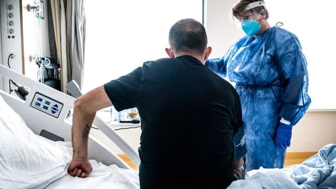OVERZICHT. Aantal coronapatiënten in ziekenhuis zakt opnieuw onder de 700