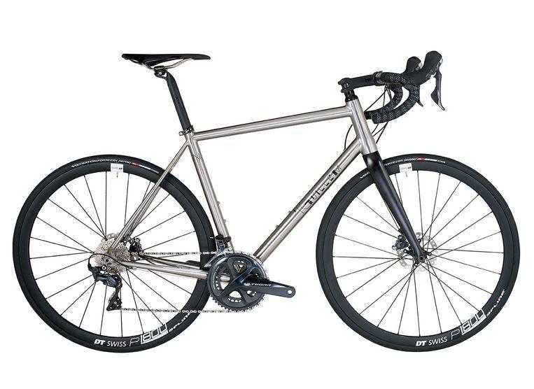 J.Guillem Orient fiets titanium Beeld rv