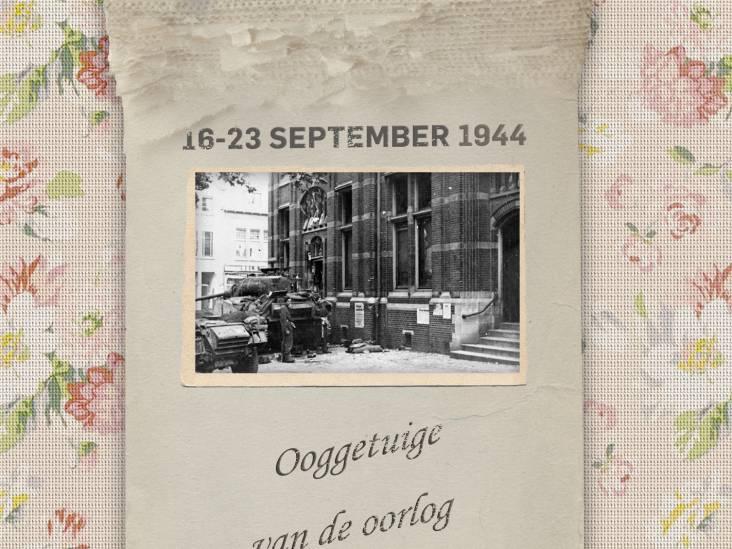 Dagboeken uit frontstad Nijmegen: 'Hoe vredig is deze aanblik van de dood'
