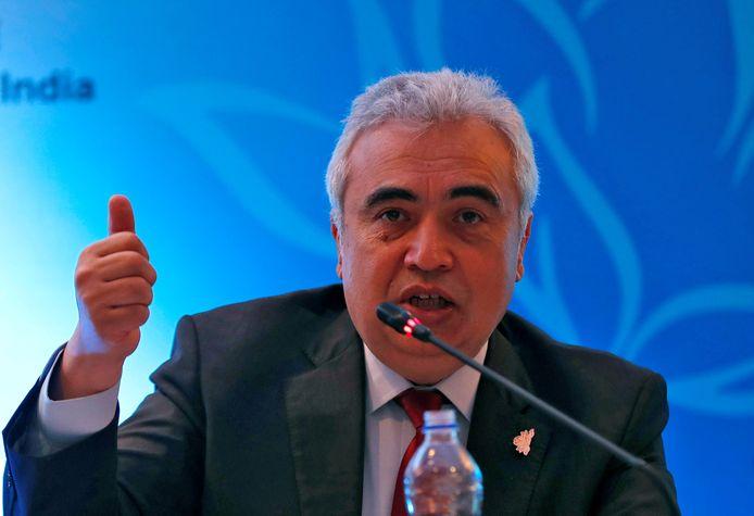 IEA-directeur Fatih Birol