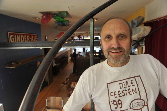 Toon Peeters opent zijn tweede café, Pilchard.