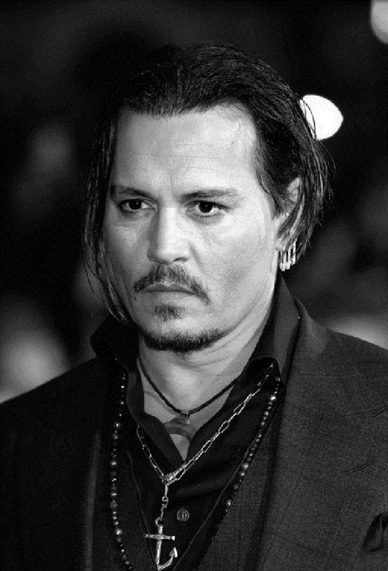 Johnny Depp Beeld John Phillips