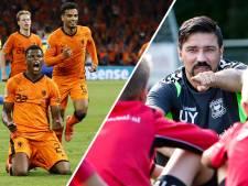 Oud-spelers GA Eagles werpen blik op EK voetbal: 'Ik snap negatieve sentiment in Nederland nooit zo goed'