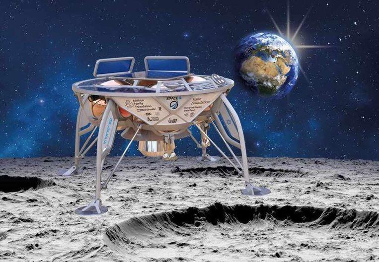 De lander is ontwikkeld door de non-profitorganisatie SpaceIL en Israel Aerospace Industries (IAI) en draagt de naam Beresheet. Het is een toepasselijke naam. Beresheet is namelijk niet alleen de allereerste Israëlische maanlander, maar ook nog eens de eerste private maanlander die - als alles goed gaat - daadwerkelijk voet op de maan gaat zetten.